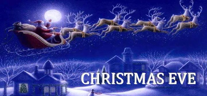 IT'S CHRISTMAS EVE